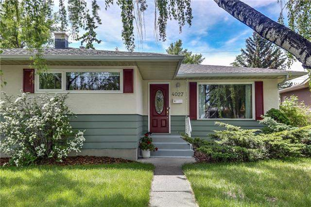 Wildwood real estate listings 4027 4 AV Sw, Calgary