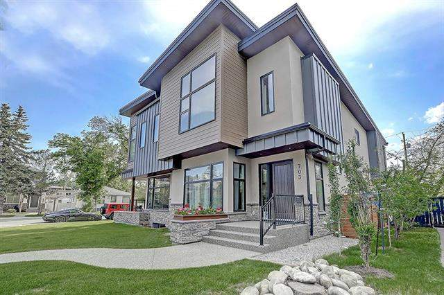 Parkdale real estate listings 703 33a ST Nw, Calgary