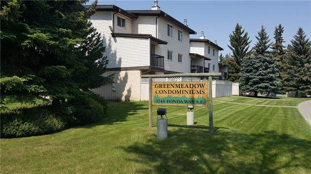 Fonda real estate listings #56 3745 Fonda WY Se, Calgary
