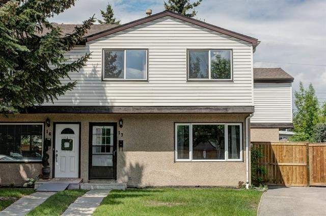 #17 630 Sabrina RD Sw, Calgary  Southwood homes for sale