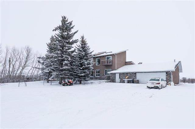 275177 Twp RD 252 in None Rural Rocky View County MLS® #C4189455