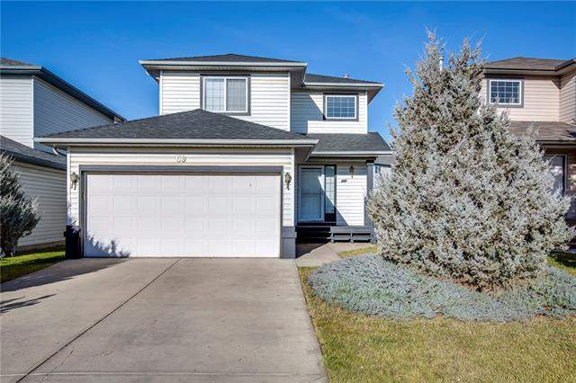 69 Harvest Creek CL Ne in Harvest Hills Calgary MLS® #C4189556