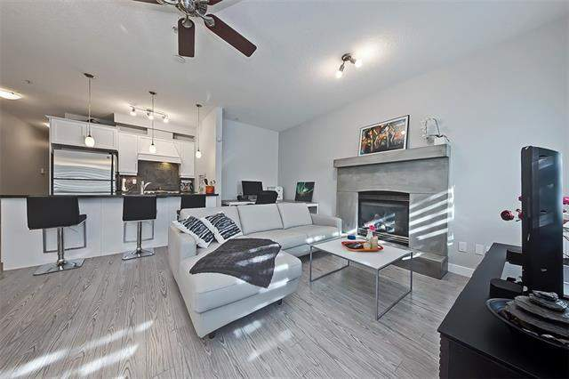 #201 1818 14 ST Sw in Lower Mount Royal Calgary MLS® #C4189698