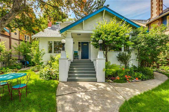 Cliff Bungalow real estate listings 2505 5 ST Sw, Calgary