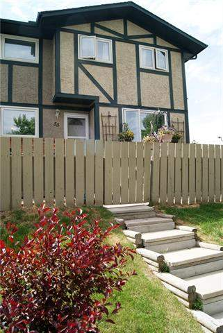 #53n 203 Lynnview RD Se, Calgary Ogden real estate, Attached Lynnwood homes for sale