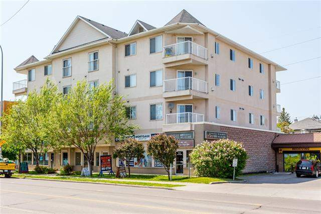 Balmoral real estate listings #203 1905 Centre ST Nw, Calgary