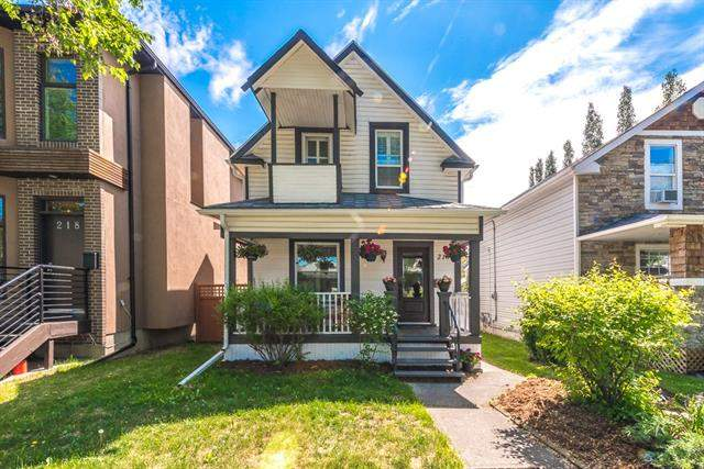 Bridgeland/Riverside real estate listings 216 8a ST Ne, Calgary