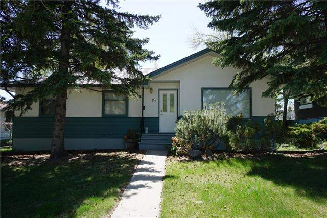 Highwood real estate listings 81 Hendon DR Nw, Calgary