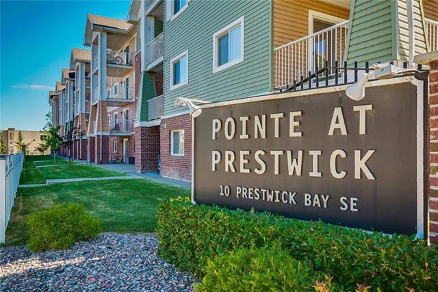#1125 10 Prestwick BA Se, Calgary, McKenzie Towne real estate, Apartment McKenzie Towne homes for sale