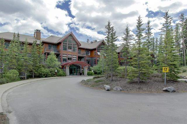Homesteads real estate listings #283 91b Three Sisters Dr, Canmore