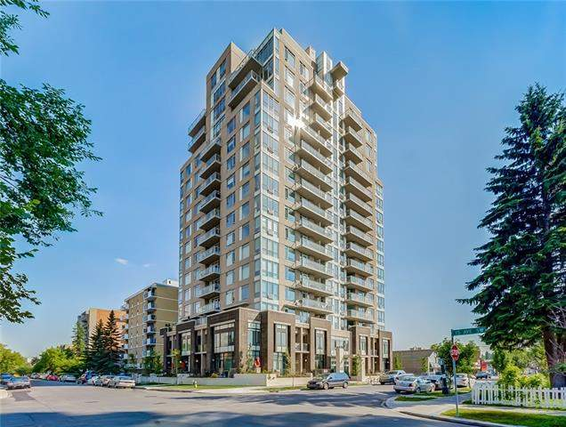 Connaught real estate listings #1003 1500 7 ST Sw, Calgary