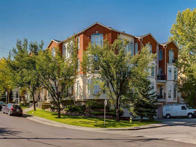 MLS® #C4191263® #207 5703 5 ST Sw in Windsor Park Calgary Alberta