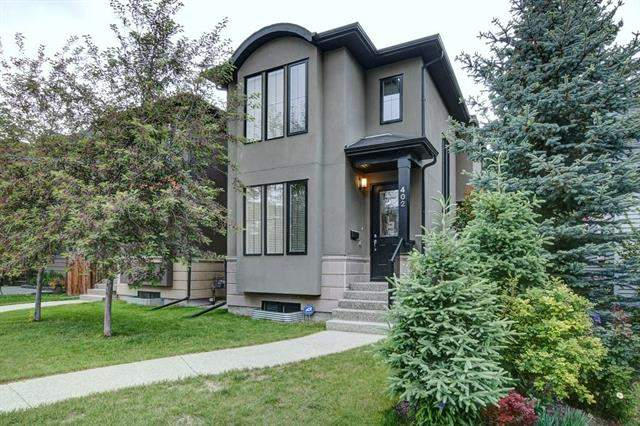 402 16 ST Nw, Calgary Hillhurst real estate, Detached Kensington/Hillhurst homes for sale