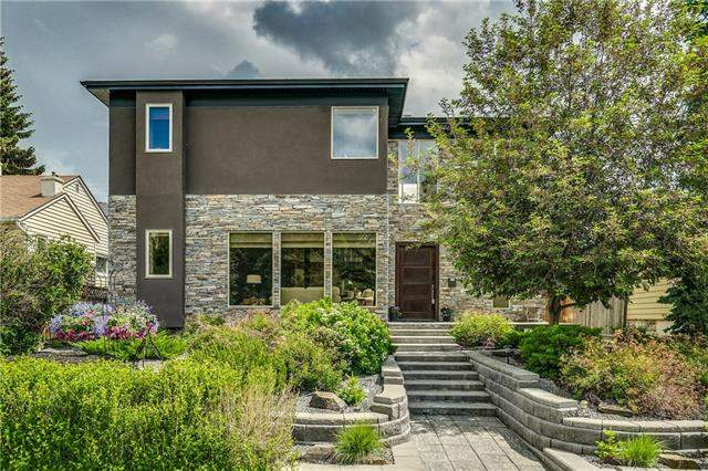 Rosedale real estate listings 1422 Crescent RD Nw, Calgary