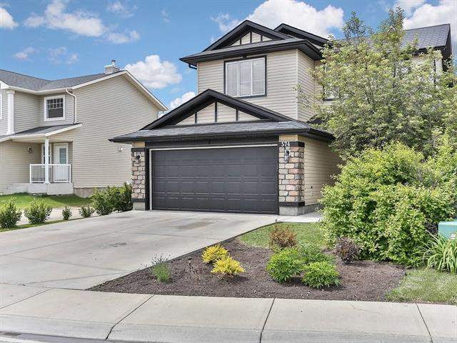 574 Stonegate RD Nw, Airdrie  Stonegate homes for sale
