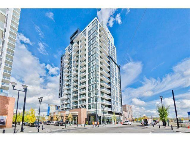Downtown East Village real estate listings #401 550 Riverfront AV Se, Calgary