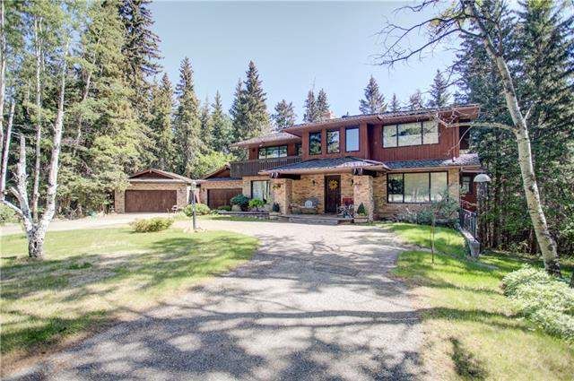 Elbow River Estates Real Estate, Detached, Rural Rocky View County real estate, homes