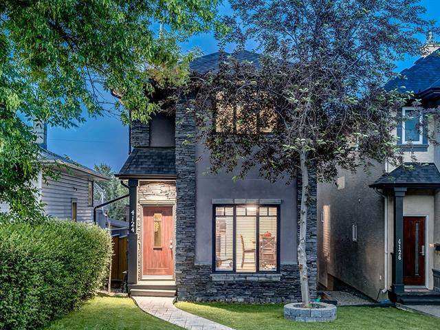 Mardaloop real estate listings 4124 17 ST Sw, Calgary