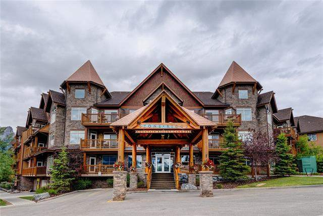 #421 30 Lincoln Park Pa, Canmore  Bow Valley Trail homes for sale