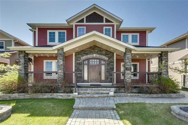 Canals real estate listings 1112 Channelside WY Sw, Airdrie