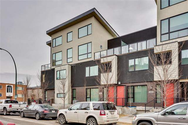 Mission real estate listings 2402 1 ST Sw, Calgary