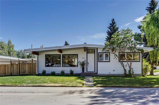 Varsity Estates real estate listings 4843 49 AV Nw, Calgary