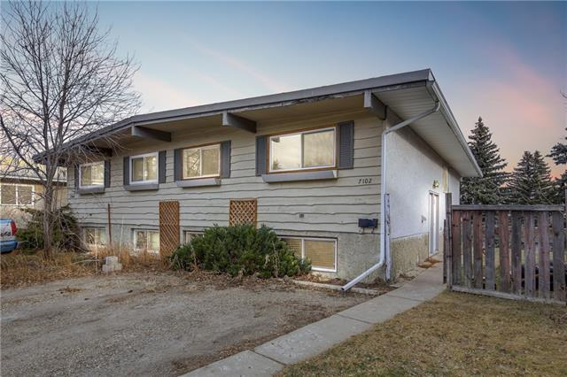 7102 Hunterville RD Nw, Calgary, Huntington Hills real estate, Attached Huntington Hills homes for sale