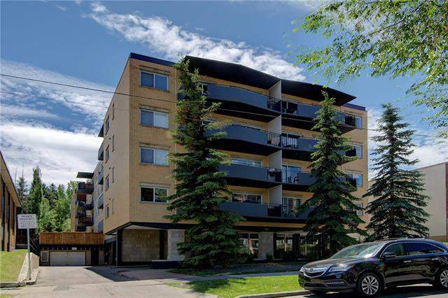 Upper Mount Royal real estate listings #402 823 Royal AV Sw, Calgary