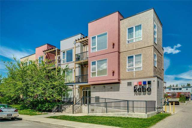 #212 3600 15a ST Sw, Calgary, Altadore real estate, Apartment Marda Loop homes for sale