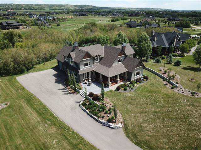 12 Grandview Pl in Springbank Rural Rocky View County MLS® #C4193331