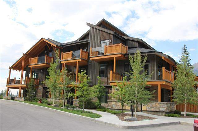 Canmore real estate listings #204 3000a Stewart Creek Dr, Canmore