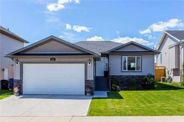Carstairs real estate listings 669 West Highlands Cr, Carstairs