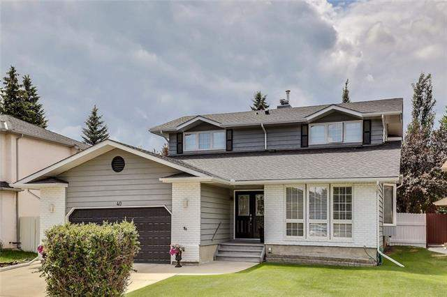 Millrise real estate listings 40 Millpark PL Sw, Calgary