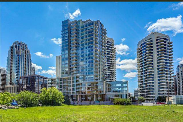 Downtown West End real estate listings #306 1025 5 AV Sw, Calgary