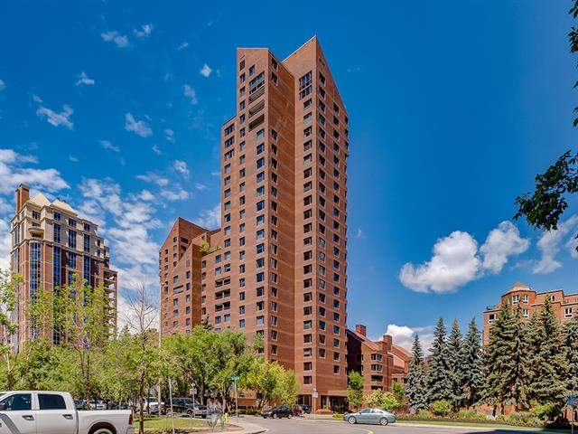 Eau Claire real estate listings #301k 500 Eau Claire AV Sw, Calgary