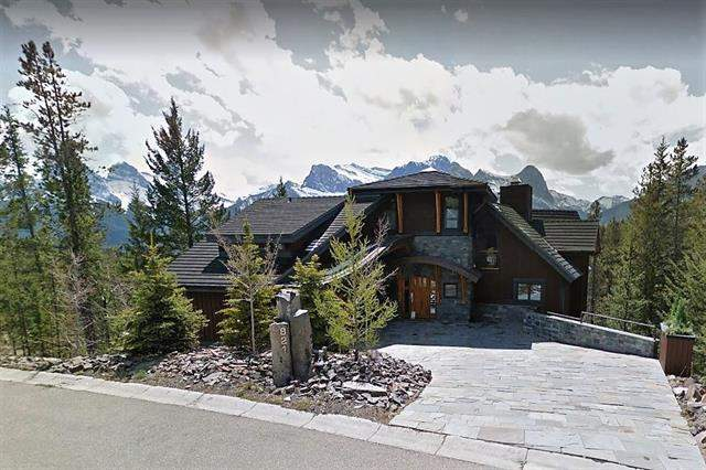 Canmore real estate listings 821 Silvertip Ht, Canmore