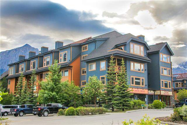 Canmore real estate listings #204 1140 Railway Av, Canmore