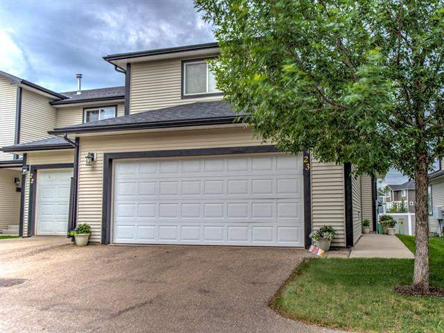 #23 15 Silver Springs WY Nw, Airdrie Silver Creek real estate, Attached Silver Creek homes for sale