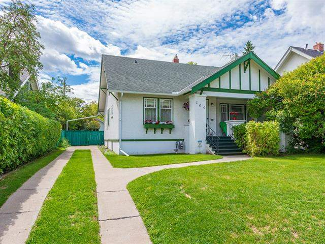 109 Scarboro AV Sw, Calgary  Upper Scarboro homes for sale