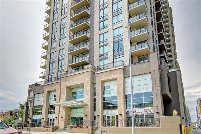 Beltline real estate listings #1002 1111 10 ST Sw, Calgary