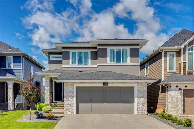 Wentworth real estate listings 113 West Grove PT Sw, Calgary