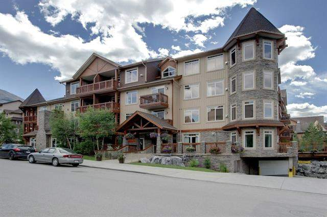 #304 190 Kananaskis Wy, Canmore  Bow Valley Trail homes for sale