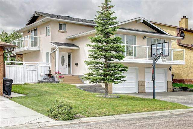 Castleridge Estates real estate listings 83 Castlefall RD Ne, Calgary