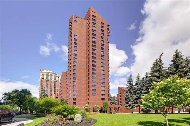 East Village real estate listings #602b 500 Eau Claire AV Sw, Calgary