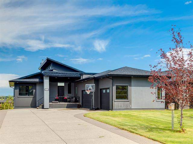 486 Rodeo Rg, Rural Rocky View County Springbank Links real estate, Detached Springbank Links homes for sale