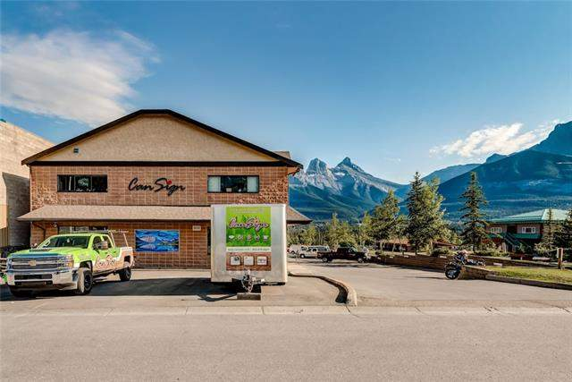 #cansign - 1 102 Bow Meadow Cr in Elk Run Canmore MLS® #C4194865