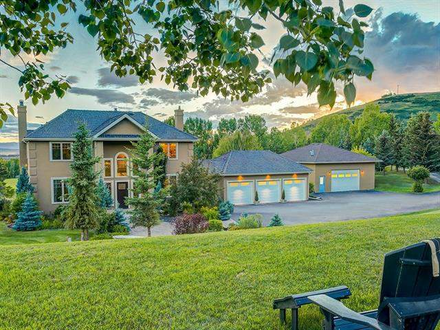 20 West Meadows Dr in Westridge Estates Rural Rocky View County MLS® #C4194940