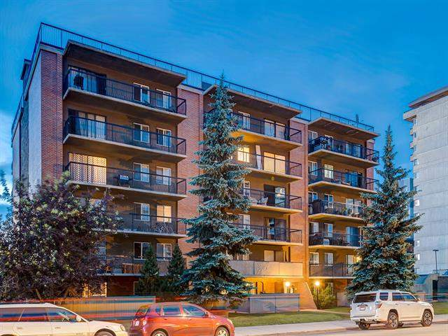 Beltline real estate listings #502 1320 12 AV Sw, Calgary