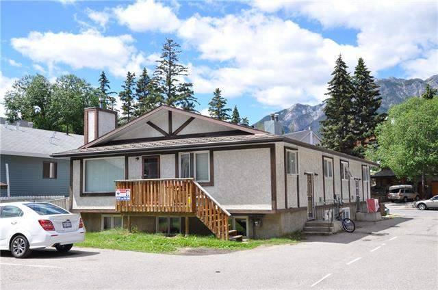 #a/back 432 Muskrat St, Banff  Banff homes for sale