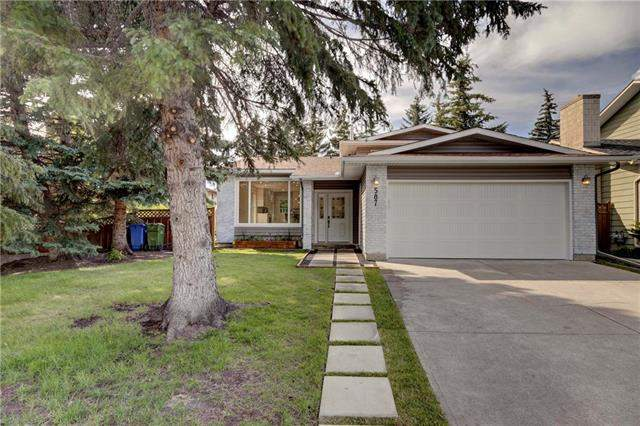 Dalhousie real estate listings 5877 Dalcastle DR Nw, Calgary
